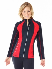 Mondor Chic Red Powermax Jacket