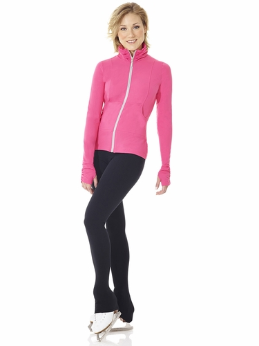 Mondor Dragon Pink Front Zipper Jacket
