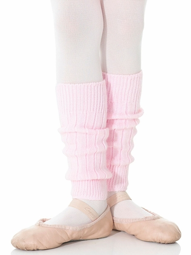 "Mondor Junior 10"" Cherry Pink Legwarmers"