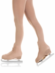 Mondor Light Boot Cover Tights w/ Buckles