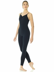 Mondor Matrix Black Camisole Unitard