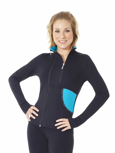 Mondor Scuba Supplex Double Zipper Jacket