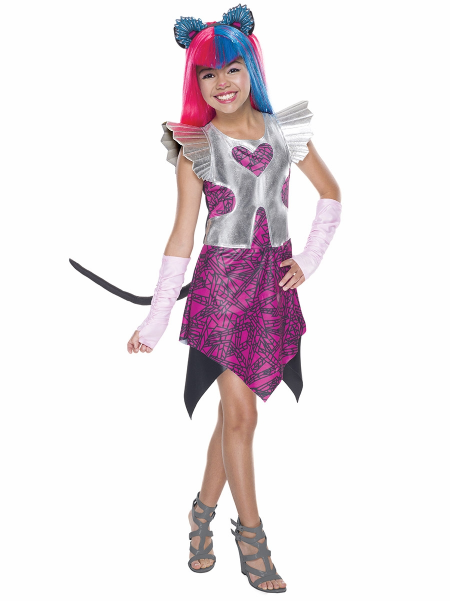 Home gt kid s costumes gt girl s halloween costumes gt monster high catty