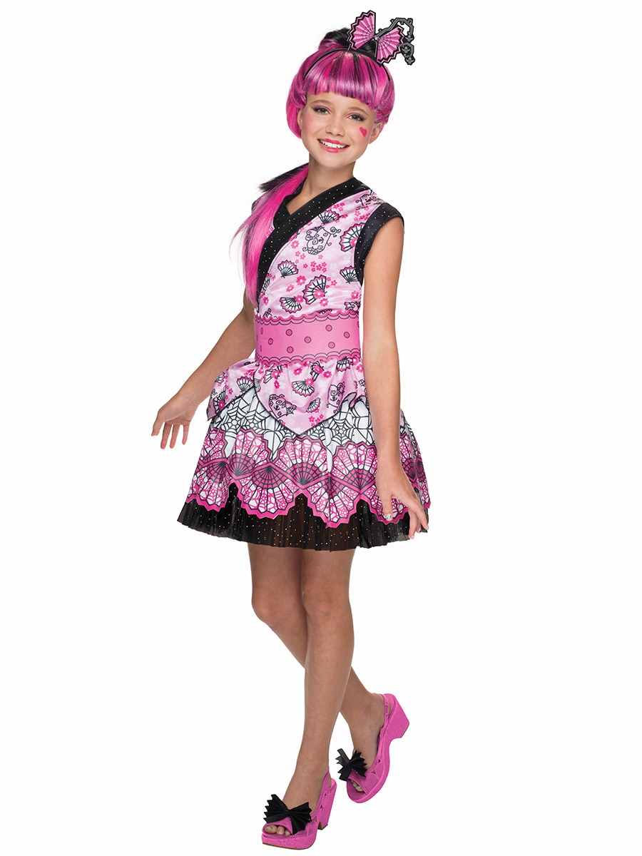 Monster High Draculaura Costume Shoes