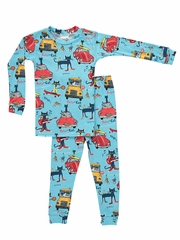 Blue Books To Bed Blue Pete The Cat Flat Pack Set