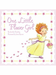 """One Little Flower Girl"" Book"