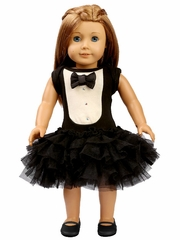 Ooh! La La! Couture Tuxedo 18� Doll Dress