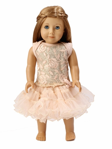 Ooh! La La! Couture Wiretrim Poufier Doll Dress