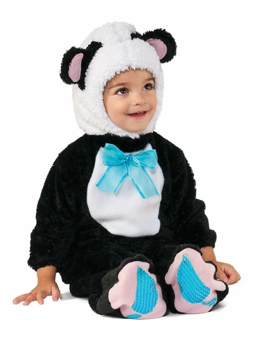Panda Bear Infant Costume