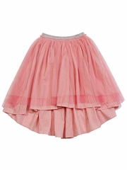 Paper Wings Pink Tulle Skirt