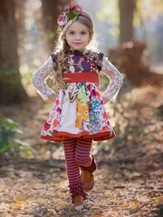 Persnickety Into The Woods Kassidy Tunic