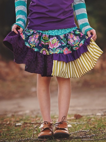 Persnickety Plum Collection Mimi Skirt