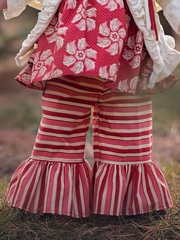 Persnickety Samara Peppermint Gaucho Pant