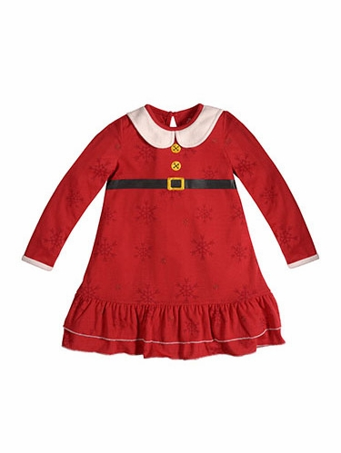 Petit Lem Santa Nightgown