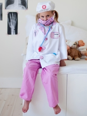 Pink Doctor Play Set