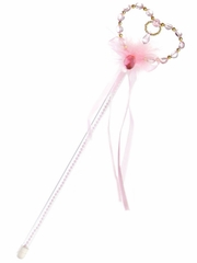 Pink/Gold Heart Wand