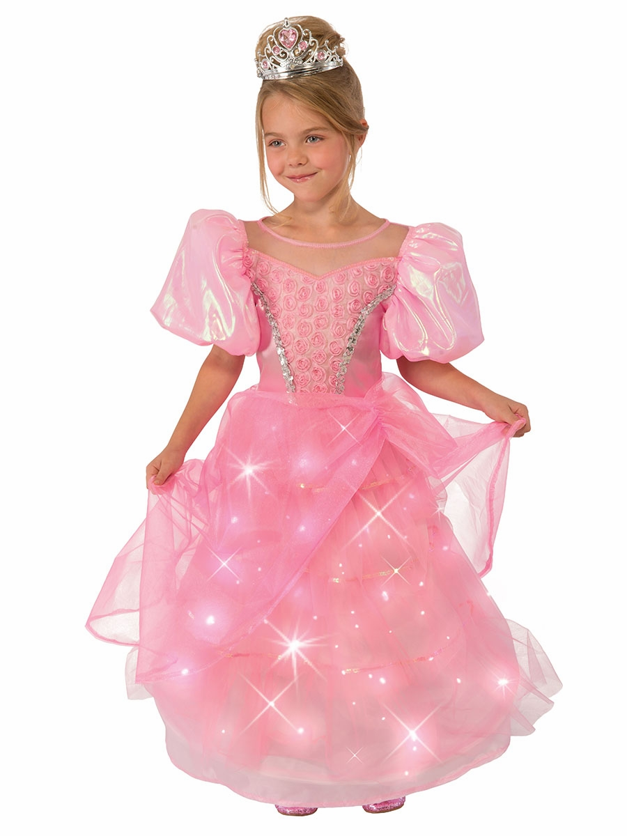 Home gt kid s costumes gt girl s halloween costumes gt pink princess