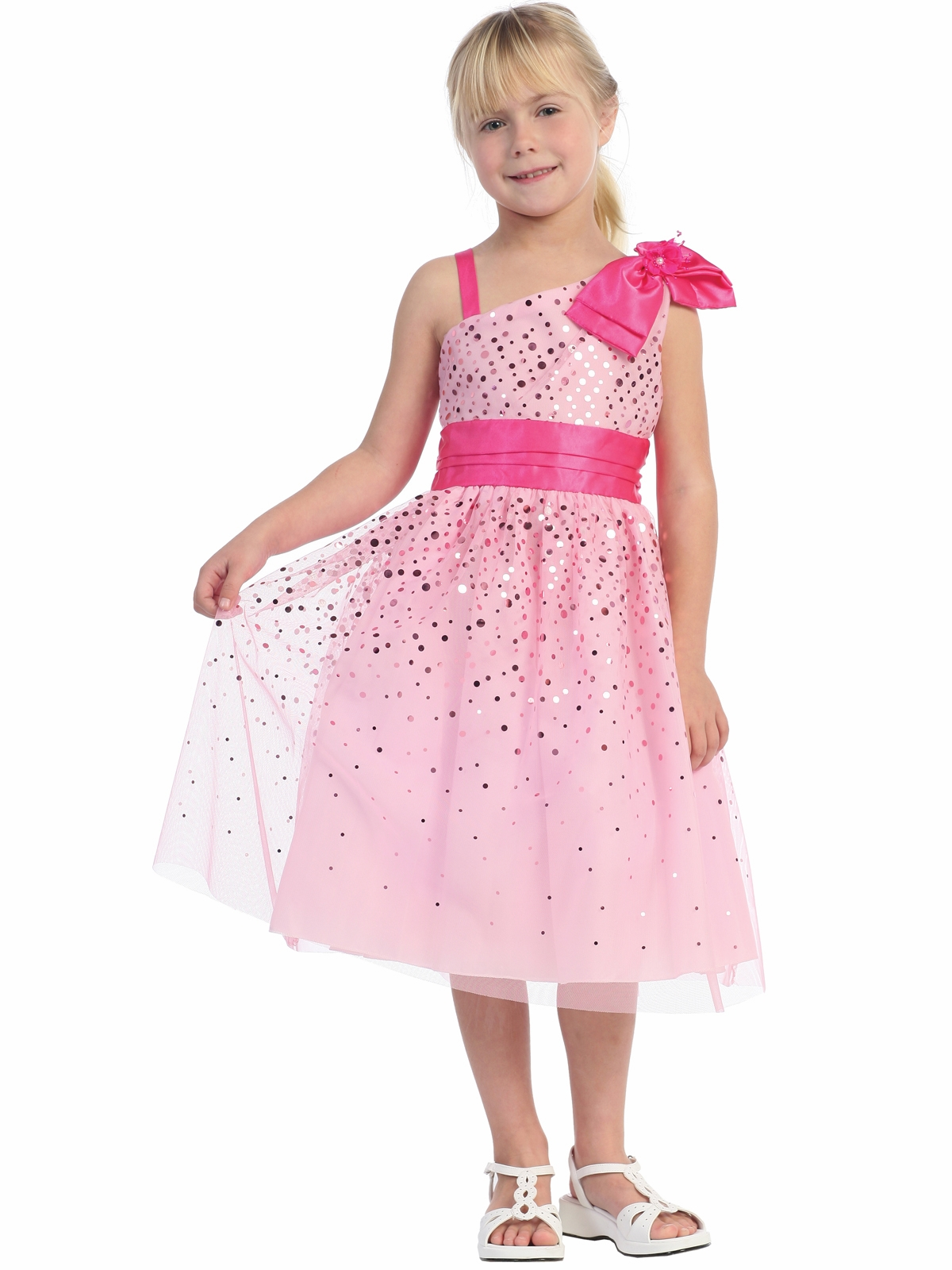 Girls Spring Dresses Filter. Find easy-to-wear cute spring dresses at Sophia's Style Boutique. Whatever the occasion, style or color find girls spring dresses for all ages at prices that won't break the bank. Add girls shoes and hair accessories and she is going to be dressed for comfort and fun.