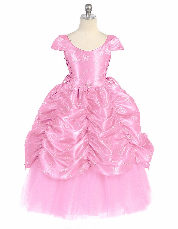 cinderella in pink dress - photo #26