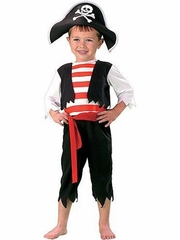 Pint Size Pirate Costume