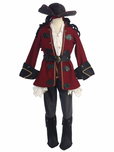 Pirate Deluxe Costume