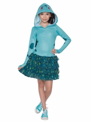 Pokémon Kids Bulbasaur Hoodie Dress