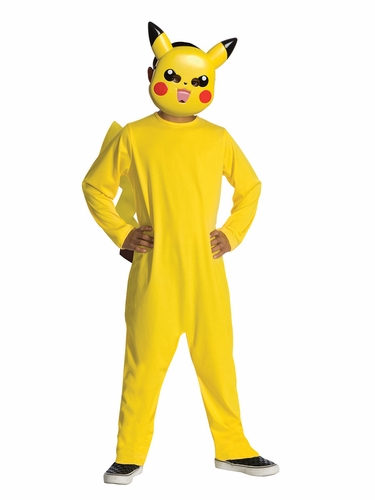 Pokémon Kids Pikachu Costume