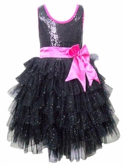 Popatu Sequin Princess Pettidress