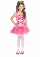 Pretty Princess Child Costume for Girls