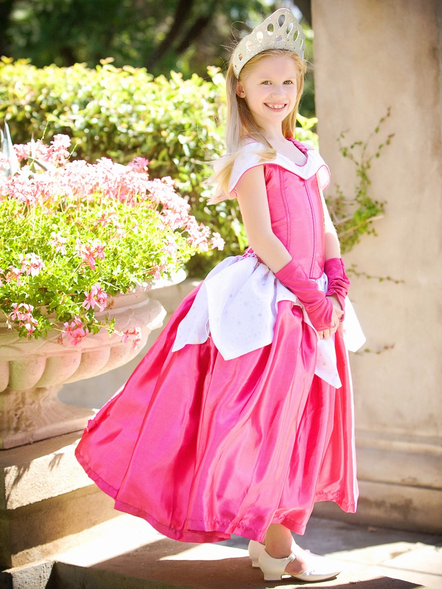Home gt kid s costumes gt princess dress up gt princess aurora dress