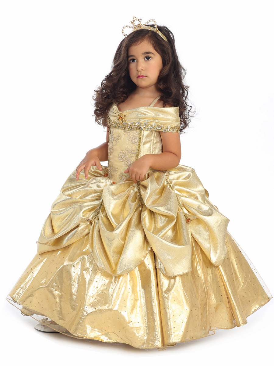 Home  gt  Princess Dress Up  gt  Princess Belle Deluxe CostumePrincess Belle Costume