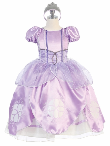 Princess Sophia Deluxe Dress