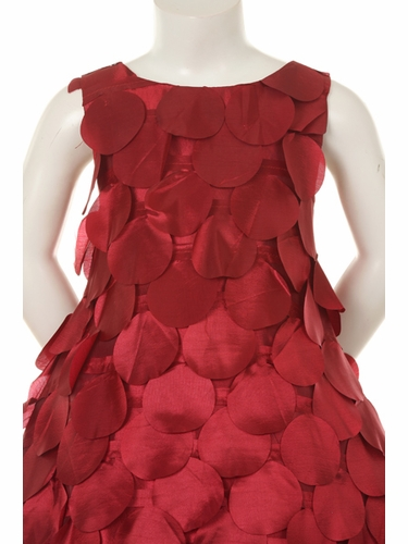 Red Money Tree Dress with Purse