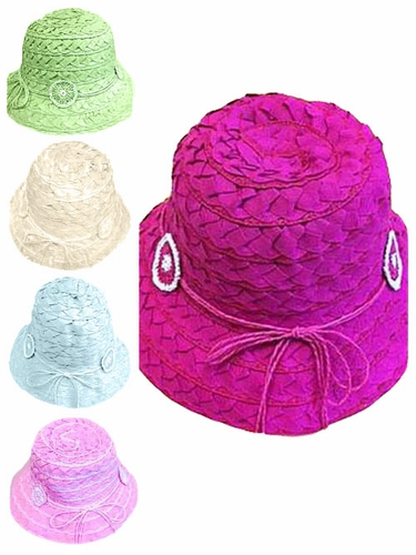 Ribbon Cloth Hat