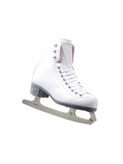 Riedell Ice Skates 114 Pearl Ladies Shoes
