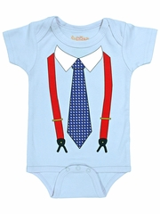 Sara Kety Larry King Onesie