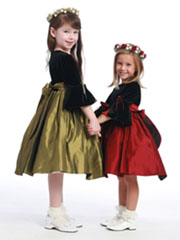 Save Your Sanity! Shop the Internet for Your Child�s Holiday Dress