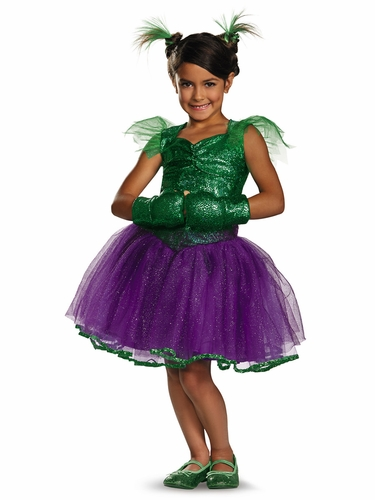 She Hulk Tutu Prestige Dress
