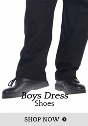 Kid's Dress Shoes