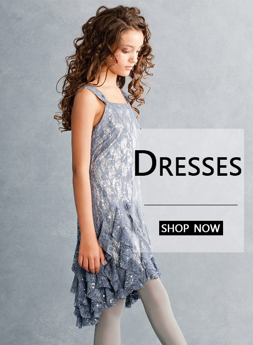 Girls� Designer Dresses