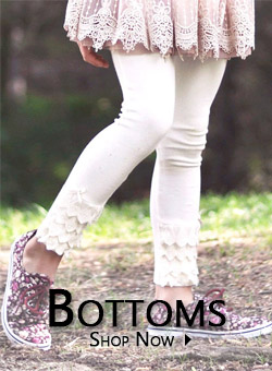 Girls Designer Bottoms