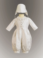 Boys' Silk Christening Outfits