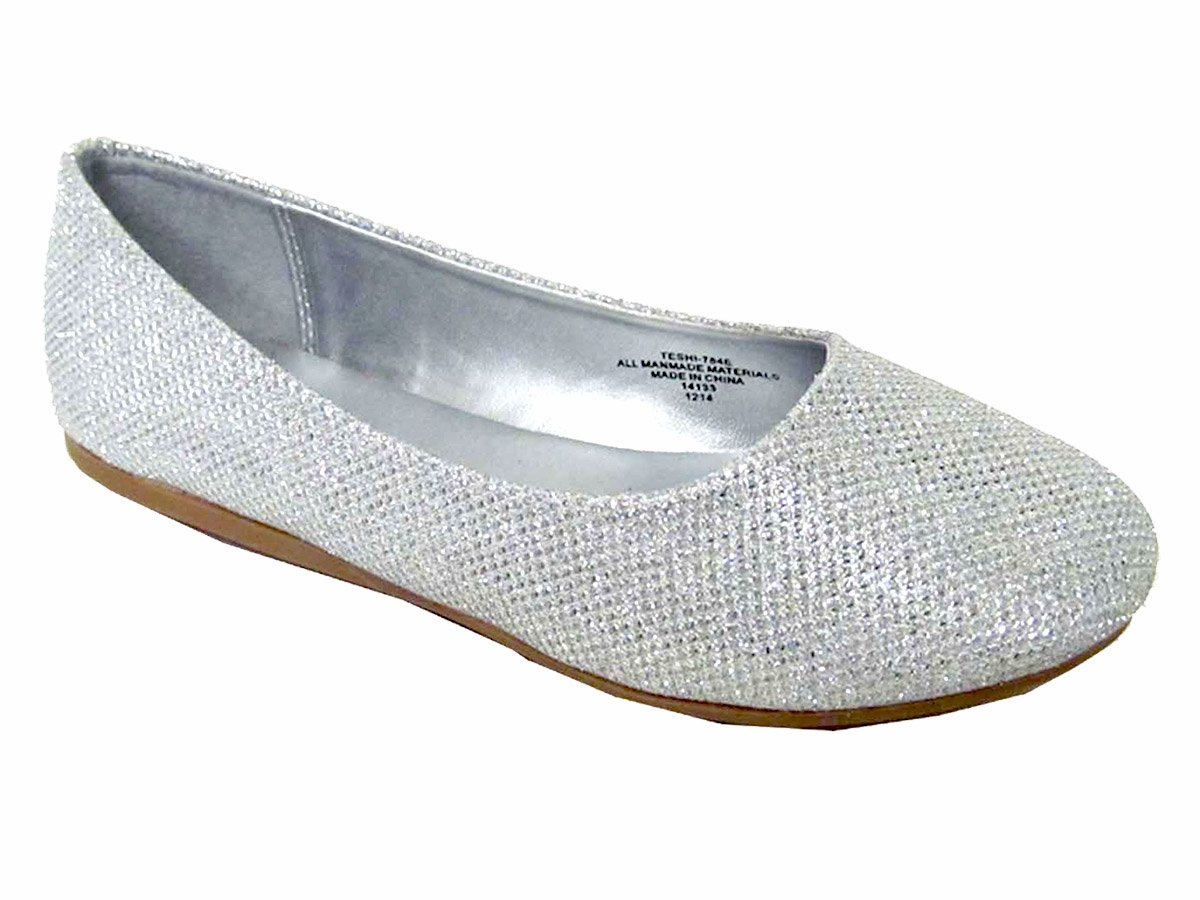 Overstock uses cookies to ensure you get the best experience on our site. If you continue on our site, you consent to the use of such cookies. Learn more. OK Silver Women's Flats. Clothing & Shoes / Shoes / Mustang By MTNG Womens Mary Jane Flat Shoes, Silver. Quick View.