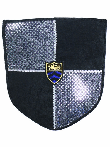 Silver Knight Shield
