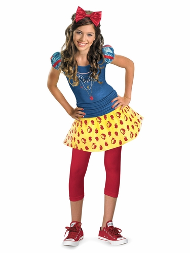 Snow White Tween Kids Costume