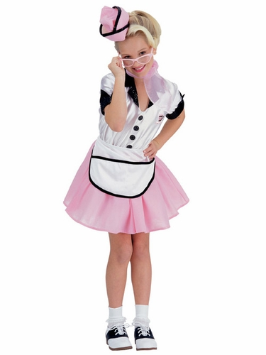 Soda Pop Girl Costume