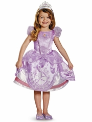 Sofia Deluxe Girls Costume