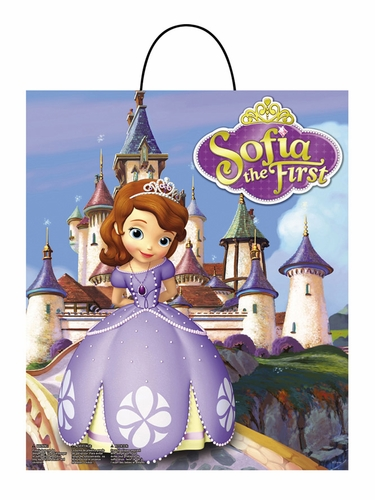 Sofia The First Essential Treat Bag