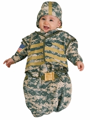 Soldier Bunting Costume