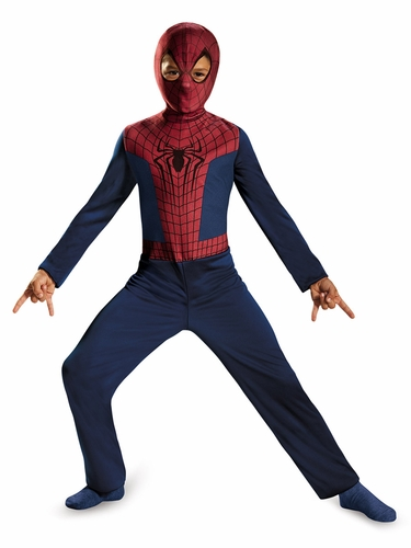 Spider Man 2 Basic Child Costume